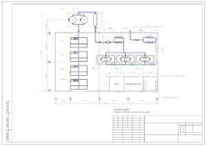 Проектирование компрессорных и сетей сжатого воздуха
