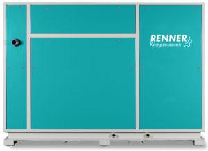 Винтовые масляные компрессоры Renner