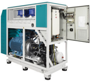 Переменной производительности RSF (30,0 — 355,0 кВт)