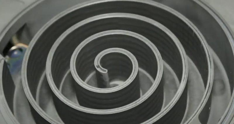 Принцип работы спирального компрессора