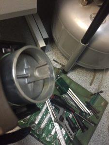 Ремонт поршнневого компрессора
