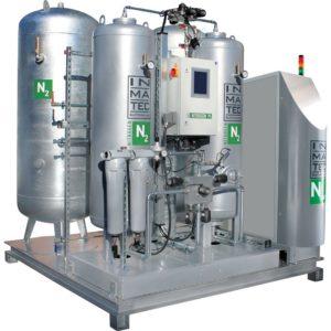 Инматек генератор азота
